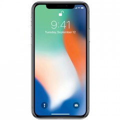 Used as demo Apple Iphone X 64GB Silver (AU STOCK, AU VERSION, FREE SHIPPING)