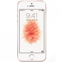 Used as Demo Apple iPhone SE 64GB Rose Gold (Excellent Grade, FREE SHIPPING)