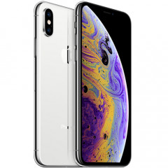 Used as demo Apple Iphone XS MAX 256GB Silver (Excellent Grade, FREE SHIPPING)