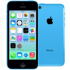 Used as demo Apple iPhone 5C 16GB Blue (FREE SHIPPING)