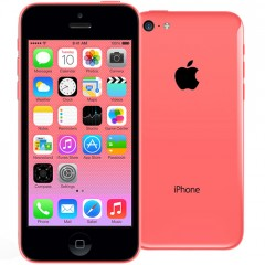 Used as demo Apple iPhone 5C 16GB Pink (FREE SHIPPING)