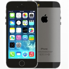 Used as Demo Apple iPhone 5S 16GB Phone Space Grey (Excellent Grade, FREE SHIPPING)