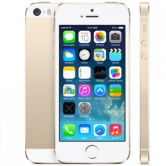 Used as Demo Apple iPhone 5S 64GB Gold (FREE SHIPPING)