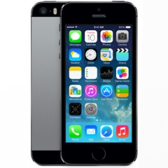 Used as Demo Apple iPhone 5S 32GB Space Grey (Excellent, Grade,FREE SHIPPING)