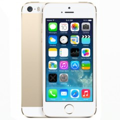 Used as Demo Apple iPhone 5S 32GB Gold (FREE SHIPPING)