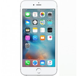 Used as Demo Apple Iphone 6S Plus 128Gb Phone Silver (100% Genuine)