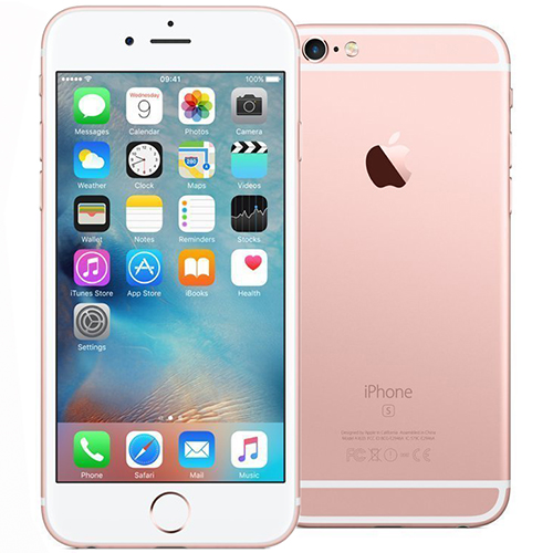 Used As Demo Apple Iphone 6s Plus 64gb Rose Gold Free Shipping