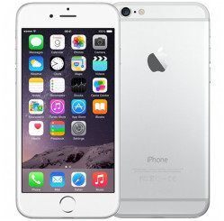 Used as Demo Apple Iphone 6 32GB Phone Silver (Excellent Grade, FREE SHIPPING)