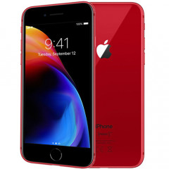 Used as demo Apple Iphone 8 256GB Red (Excellent Grade, FREE SHIPPING)