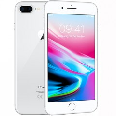 Used as demo Apple Iphone 8 Plus 256GB Phone Silver (Excellent Grade, FREE SHIPPING)