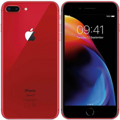 Used as demo Apple Iphone 8 Plus 64GB Phone Red (Excellent Grade, FREE SHIPPING)