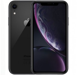 Used as Demo Apple iPhone XR 64GB Black (Local Warranty,100% GENUINE, FREE SHIPPING)