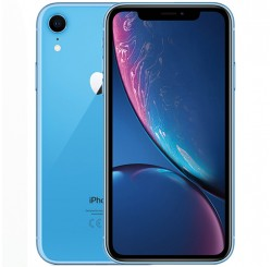Used as Demo Apple iPhone XR 64GB Blue (Local Warranty,100% GENUINE, FREE SHIPPING)