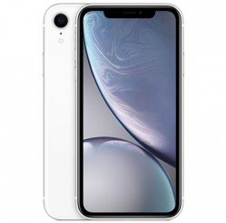 Used as Demo Apple iPhone XR 64GB White (Local Warranty,100% GENUINE, FREE SHIPPING)