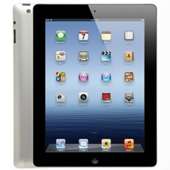 Used as Demo Apple iPad 3 16GB Wifi Tablet Black (100% GENUINE, FREE SHIPPING)