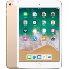 Used as Demo Apple iPad mini 4 16GB Wifi+Cellular Tablet - Gold (AU STOCK,100% GENUINE, FREE SHIPPING)