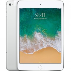 Used as Demo Apple iPad Mini 4 16GB Wifi+Cellular Tablet - Silver (AU STOCK,100% GENUINE, FREE SHIPPING)