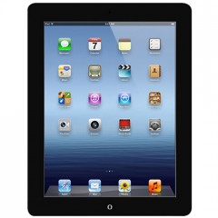 Used as Demo Apple iPad 4 16GB Wifi Tablet - Black (100% GENUINE, FREE SHIPPING)