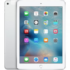 Used as Demo Apple iPad Air 2 16GB Wi-Fi+Cellular - Silver (FREE SHIPPING)
