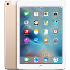 Used as Demo Apple iPad Air 2 16GB Wi-Fi+Cellular - Gold (FREE SHIPPING)