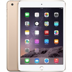 Used as Demo Apple iPad Mini 3 16GB Wifi Tablet - Gold (AU STOCK,100% GENUINE, FREE SHIPPING)