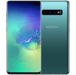 Used as Demo Samsung Galaxy S10+ Plus SM-G975F 128GB - Green (Excellent Grade, FREE SHIPPING)