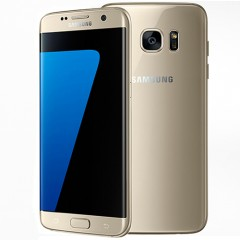 Used as Demo Samsung Galaxy S7 EDGE G935F 32GB Gold (AU STOCK, AU VERSION, FREE SHIPPING)