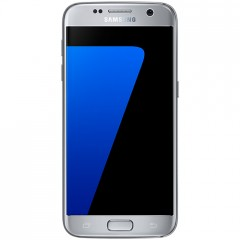 Used as Demo Samsung Galaxy S7 32GB Silver (Excellent Grade, FREE SHIPPING)