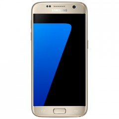 Used as Demo Samsung Galaxy S7 32GB Gold (Excellent Grade, FREE SHIPPING)