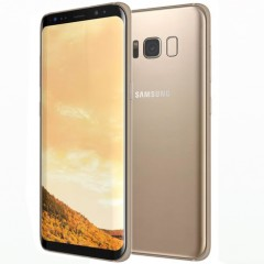 Used as demo Samsung Galaxy S8 64GB SM-G950F Gold (Excellent Grade, FREE SHIPPING)